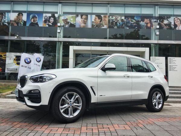 BMW汽車-台南汎德永華服務中心